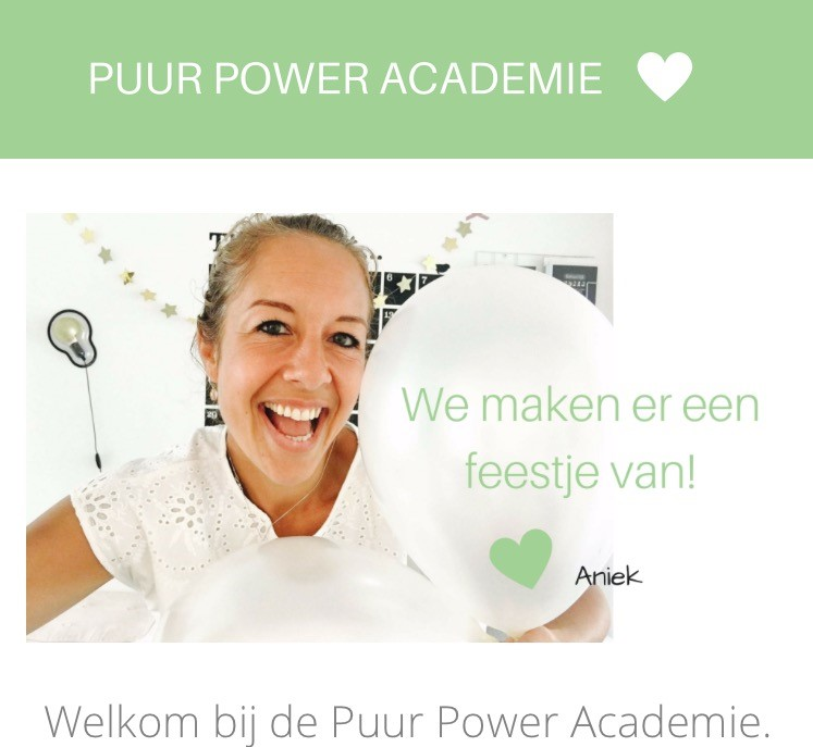 Puur Power Academie